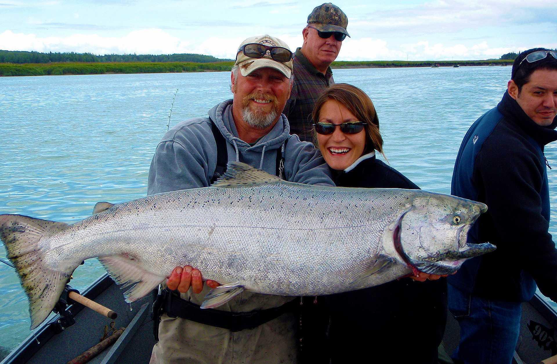 Alaska Streamers